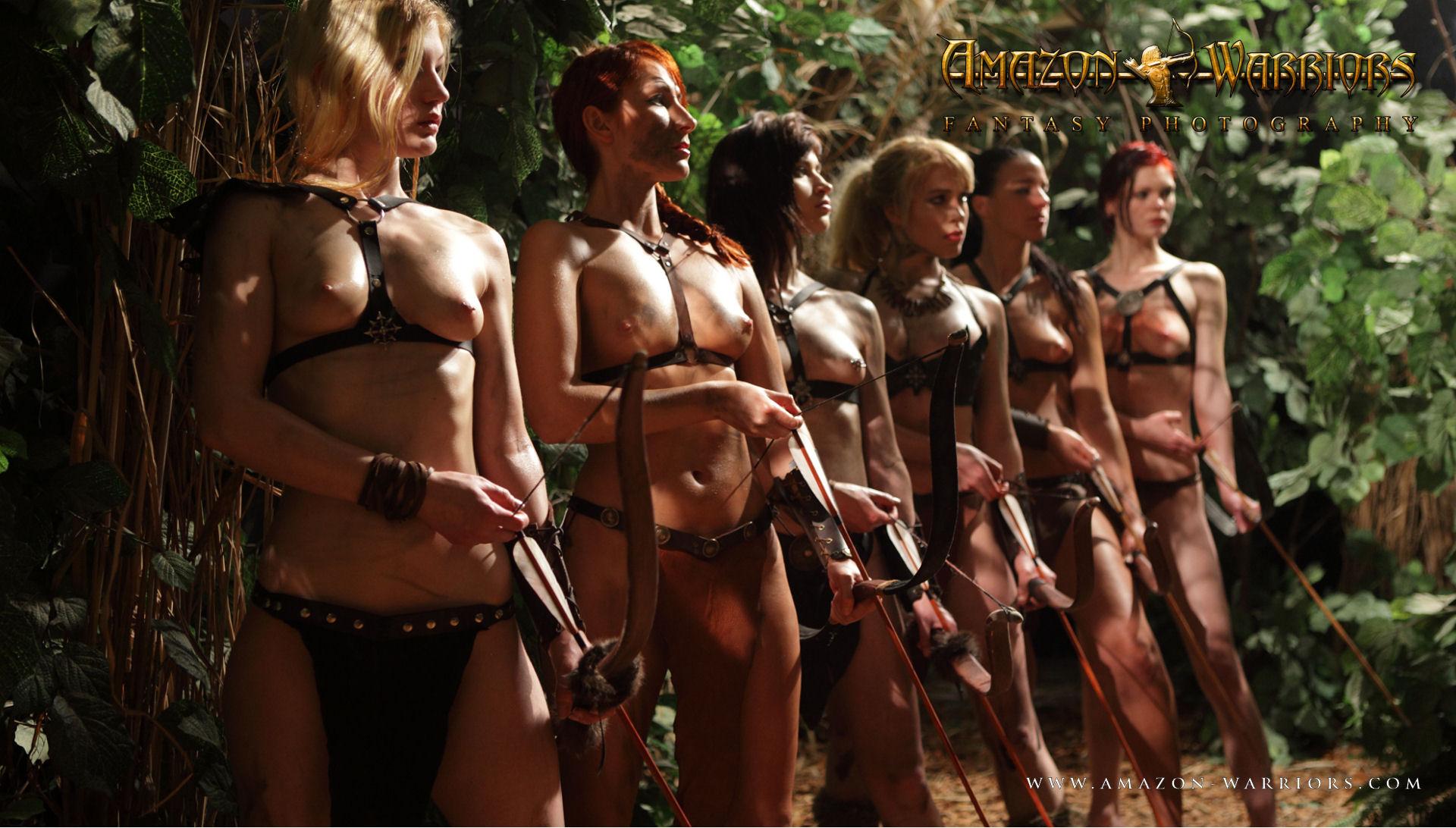 Секс амазонки кино